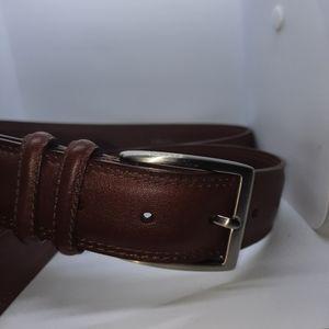 Sise 58 mens genuine leathet brown belt New